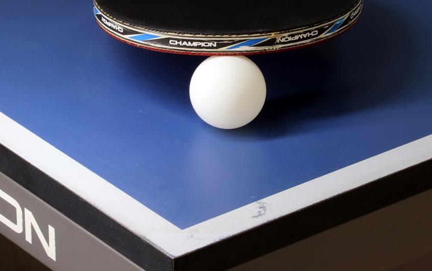 Choisir sa table de tennis de table