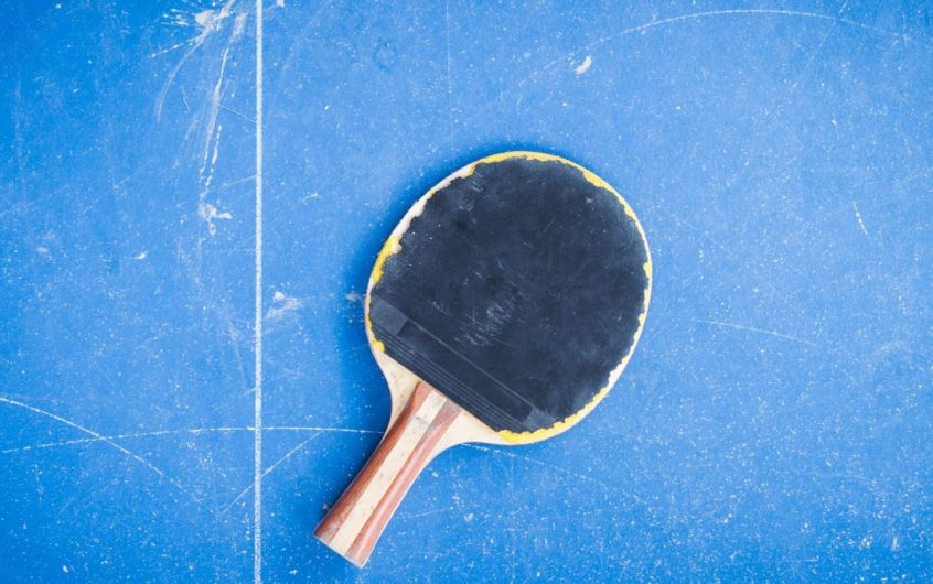 Origines du tennis de table